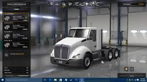 100 Kw Truck KWT680 EXTREME ENGINE ATS Mod American Simulator Mod