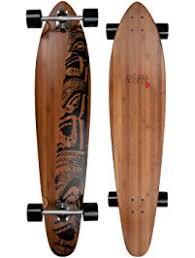 Pintail Longboard Deck Template by Longboard Skateboards Amazon Com