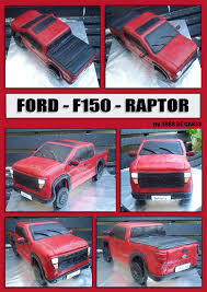 FORD F150 RAPTOR (Art In Cake By
