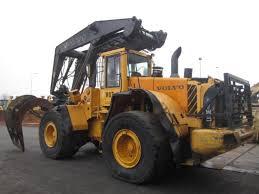 100 Log Trucks For Sale Volvo High Lift Wheel Loaders Self Loader Truck For
