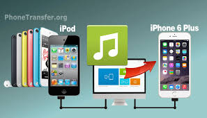 How to Sync All Music from iPod to iPhone 6 Plus Transfer iPod