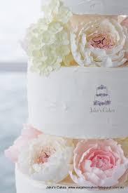 Rustic Romantic Wedding Cake For Natasa