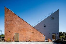 104 South Korean Architecture Formative Architects Divides House Into Three Volumes For Additional Guest House In Korea