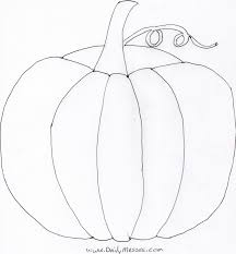 Pumpkin Patch Coloring Pages by Daily Messes Pumpkin Alternatives