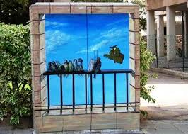 55 Fantastic Mural Illusion