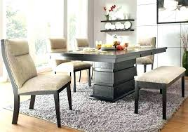 Dining Room Table With Bench Seat Cybermotorsco