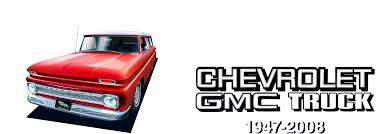 100 Chevy Truck Parts Catalog Free 19472008 GMC And And Accessories