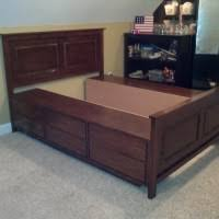 bedroom excellent diy platform bed with storage give marvelous