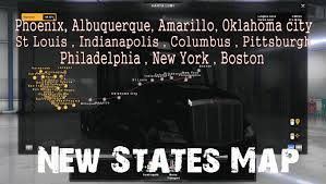 ☆American Truck Simulator☆ New States Map - YouTube 2012 Mid America Trucking Show Photo Image Gallery American Truck Simulator Trucks And Cars Download Ats Born In The Usa 2013 Kenworth W900l Sports Allamerican Theme Scs Softwares Blog Screens Friday 100 Save Game Free Cam Mod Alpha Build 0160 Gameplay Youtube W900 Is Almost Here Aw All American Skin V1 Mods Trailers Engizer Trucks