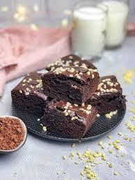 leckere brownies saftig fluffig zuckerfrei