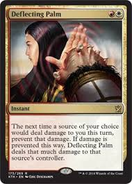 amazon com magic the gathering deflecting palm 173 269