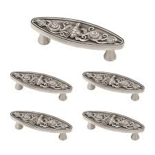 Sea Life Cabinet Knobs by Amazon Com Liberty Pbf663 Bsp C 3 Inch Seaside Oval Kitchen Or