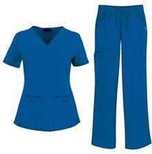 Ceil Blue Scrubs Sets by Beverly Hills Scrub Sets Ebay