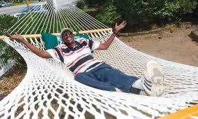 Relax in Pawleys Island Hammocks American Profile