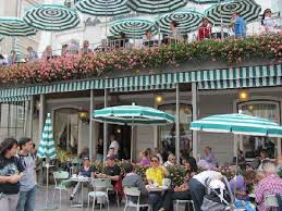 Cafe Tomaselli Outdoor Seating