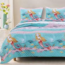 Greenland Home Bedding by Novelty Kids Lodge Coastal Quilt Sets Bedding Sets Greenland