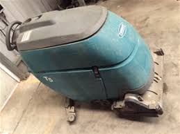 tennant t5 floor scrubber auction 0062 7011149 graysonline
