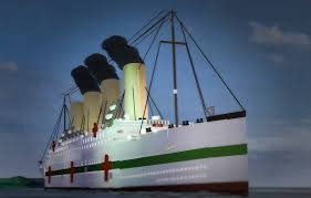 Roblox Rms Olympic Sinking by Britannic Hashtag On Twitter