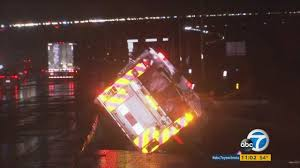 Video: Fire Truck Falls Over Side Of 15 Freeway; No Injuries | Abc7.com Flashing Emergency Lights Of Fire Trucks Illuminate Street West Fire Truck At Night Stock Photo Image Lighting Firetruck 27395908 Ladder Passes Siren Scene See 2nd Aerial No Mess Light Pating Explained Led Lights Canada Night Winter Christmas Light Parade Dtown Hd 045 Fdny Responding 24 On Hotel Little Tikes Truck Bed Wall Stickers Monster Pinterest Beds For For Ambulance And Firetruck Gta5modscom Nursery Decor How To Turn A Into Lamp Acerbic Resonance Art Ideas Explore 16 20 Photos 2 By Fantasystock Deviantart