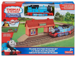 Thomas Tidmouth Sheds Toys R Us by Maron Station Starter Set Thomas And Friends Trackmaster Wiki