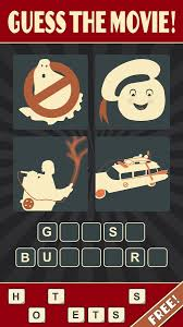 4 Pics 1 Movie Android Apps on Google Play
