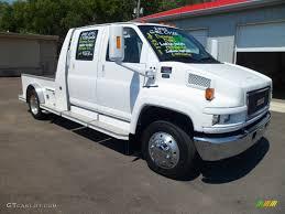2005 GMC C Series Topkick C4500 Crew Cab 5th Wheel Truck Exterior ...