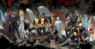 100 Andrew Morrison Artist XMen Comics Experts Debate The Way To Put Mutants In Marvel