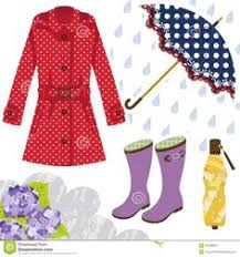 Rainy Clothes For Kids Clipart Stella Mccartney Yes