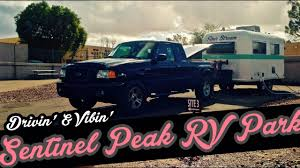 100 Truck Masters Az Sentinel Peak RV Park Review By Drivin Vibin Tucson Arizona