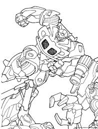 Coloriages Transformers Robots 9 Coloriage Des Transformers Tout
