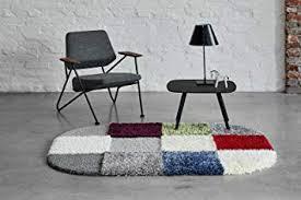 de rugment hochflor designer teppich aus 12