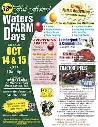 Christmas Tree Shop Dartmouth Ma Flyer by Events U2014 Waters Farm