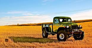 100 Vintage Trucks Legacy Dodge Power Truck InsideHook