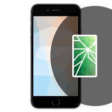 ris10956 screen repair for black front apple iphone 6 at