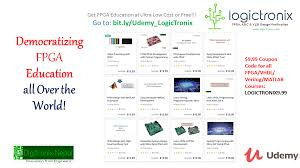 How To Learn VHDL,Verilog,FPGA Design, Embedded System Design With ... Free Video Course Promotion For Udemy Instructors To 200 Students A Udemy Coupon Code Blender 3d Game Art Welcome The Coupons 20 Off Promo Codes August 2019 Get Paid Courses Save 700 Coupon Code 15 Hot Coupons 2018 Coupon Feb Album On Imgur Today Certified Information Security Manager C Only 1099 Each Discount Up 95 Off Free 100 Courses Up Udemy May