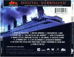James Horner The Sinking by Wav Titanic Original Motion Picture Soundtrack 1998 Dts 5 1