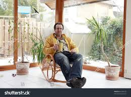 Man Sitting Rocking Chair Inside Conservatory Stock Photo ... Amazoncom Lxla Outdoor Adults Lounge Rocking Chair For The Eames Rocking Chair Is Not Just Babies And Old People Heavy People Old Lady Stock Illustrations 51 Order A Custom Hand Made Wooden In Uk Ireland How To Live Your Life From Rock Off Rocker Stressed My Life Away Everyday Thoughts Mid Age Man Seat Absence Architecture Built Structure Empty Heavyweight Costco Catnapper For Recliners