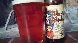 Kentucky Pumpkin Barrel Ale Glass by Kentucky Pumpkin Barrel Ale A Beerawreness Review