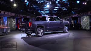 Up Close With The 2019 GMC Sierra 1500: Video - PickupTrucks.com News 2019 Gmc Sierra 1500 Denali Reinvents The Bed Video Roadshow 6772 Chevygmc Pickup Trucks 1 Youtube 1950 Ton Jim Carter Truck Parts 1941 12 Happy Days Dream Cars Of Year Winner 2016 Southern Kentucky Classics Chevy History 2014 53l 4x4 Crew Cab Test Review Car And Driver West Auctions Auction 6 Chevrolet Simi Valley Ca The Raises Bar For Premium Drive 2018 2500hd Heavyduty