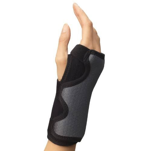Champion Wrist Support, Universal Fit, Removable Splint, 3-Strap, Air