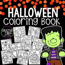 Halloween Picture Books For 4th Grade by Halloween Teaching Resources U0026 Lesson Plans Teachers Pay Teachers