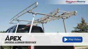 Apex Universal Aluminum Truck Rack - YouTube Nutzo Tech 1 Series Expedition Truck Bed Rack Nuthouse Industries Alinum Ladder For Custom Racks Chevy Silverado Guide Gear Universal Steel 657780 Roof Toyota Tacoma With Wilco Offroad Adv Sl Youtube Hauler Heavyduty Fullsize Shop Econo At Lowescom Apex Adjustable Headache Discount Ramps Van Alumarackcom Trucks Funcionl Ccessory Ny Highwy Nk Ruck Vans In