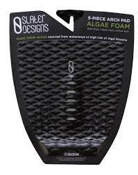 Sup Deck Pad Uk by Slater Designs Traction 5 Piece Pad Black