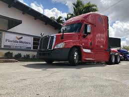 USED 2014 FREIGHTLINER CASCADIA TANDEM AXLE SLEEPER FOR SALE IN FL #1134 Used 2014 Freightliner Scadia Tandem Axle Sleeper For Sale In Fl 1134 2015 Tx 1081 Dump Trucks Listing 118053 Freightliner Tractors Trucks For Sale Tbg 2008 M2 Box Van Truck New Jersey 11184 Coronado 114 Adtrans Used 2012 Beverage Az 1102 2004 Argosy 2000 Classic 577111 For In North Carolina From Triad Rio Financial Services Inc