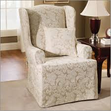 Target Parsons Chair Slipcovers by Wing Chair Slipcovers Target Home Chair Decoration