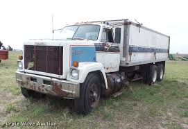 1976 GMC Brigadier Grain Truck | Item AY9559 | SOLD! May 9 A... Ebay Buy Of The Week 1976 Gmc 1500 Pickup Brothers Classic Photo Gallery Lbz Pull Truck Chevy Lifted Blue Gmc Trucks Accsories And Royal Purple To Host Revealing Of Squarebody Syndicates Indy 500 Sierra Same As C10 Big Block West Coast Chevrolet Brochures Suburban Rally C3500 For Sale 106053 Mcg Brigadier Grain Truck Item Ay9559 Sold May 9 A 9500 Cventional Sales Brochure Sale Classiccarscom Cc1117029