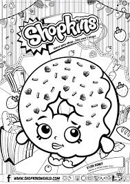 103269m R01s02 Spks1 A4 Colour In Donut Jpg 595 842 Siver For Alluring Shopkins Coloring Pages