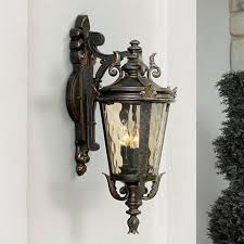 bellagio collection 21 high outdoor wall light 90535 ls plus