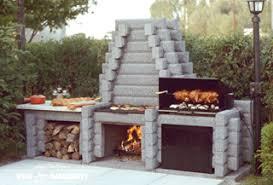 modele de barbecue exterieur foyers extérieurs les modèles de foyer d exterieur feu ardent