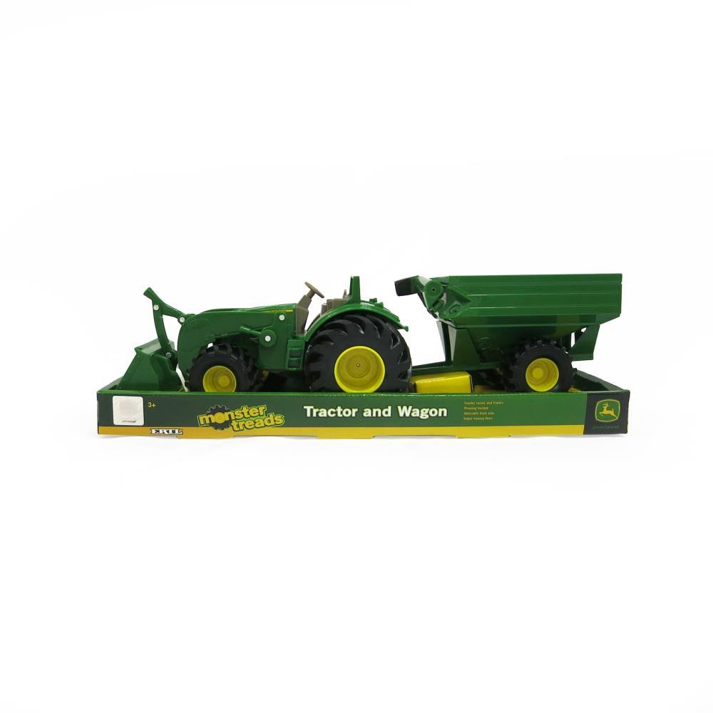 John Deere 46260 Monster Treads Tractor